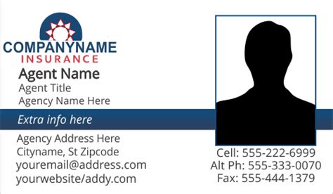 It also operates the next door cafe and information. Farmers Allstate American Family Insurance Business Card Templates
