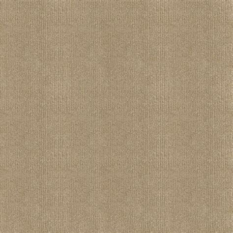 Trafficmaster Ribbed Carpet Tiles by Trafficmaster Ribbed Putty Texture 18 In X 18 In Carpet