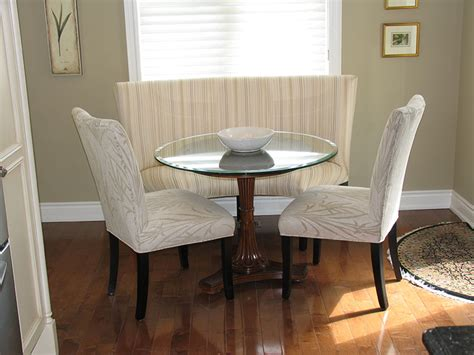 curved upholstered bench canadian wood design