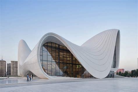 space heydar aliyev centre