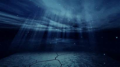 Wallpapers Night Desert Lights Cave Giff Lensdump