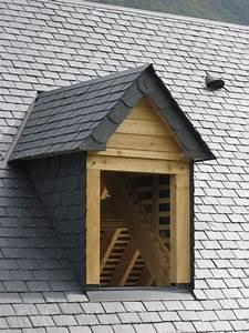 Lucarne De Toit Fixe : lucarne fronton french house restoration dormer ~ Premium-room.com Idées de Décoration