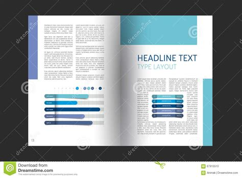 Page Template Magazine Page Template Beautiful Template Design Ideas