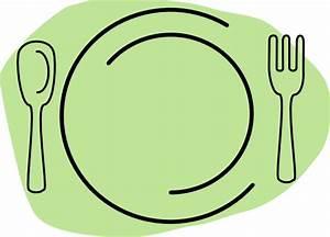 Clip Dinner Plate - ClipArt Best
