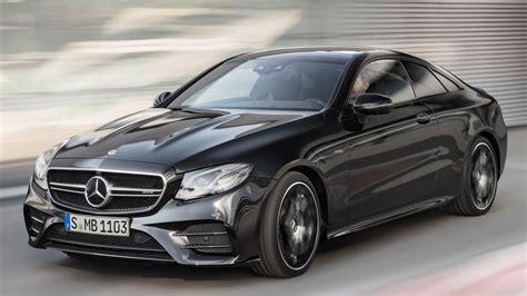2019 Mercedesbenz E53 Amg Coupe Youtube