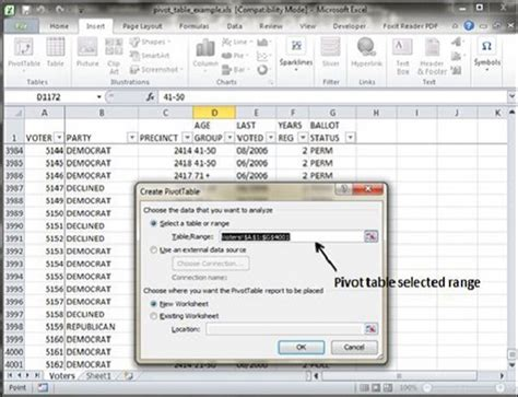 excel pivot table tutorial pivot table different workbooks consolidate multiple