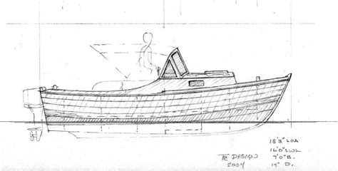 Wooden Powerboat Plans by Found Small Wooden Powerboat Plans Boat Build