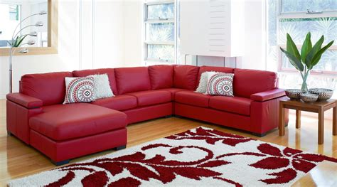 Sectional Sofa With Cuddler Chaise by Leather Lounges Sofas Hobart Tasmania Devlin Lounges