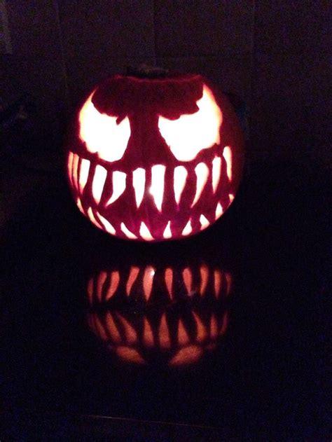 venom pumpkin pumpkin carving pumpkin carving contest