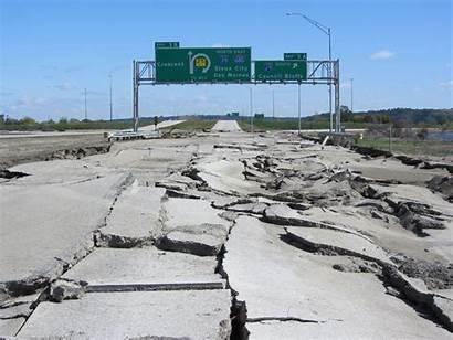 Damage Flooding Iowa River Missouri Western Infrastructure