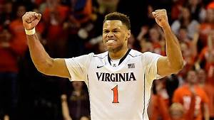 Virginia's Justin Anderson took the long route from top-50 ...