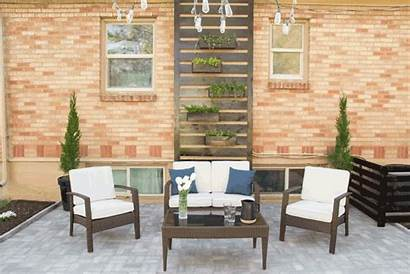 Hide Electrical Boxes Patio Wall Outdoor Sliding