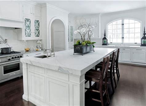 white marble kitchen island 60 inspiring kitchen design ideas home bunch interior