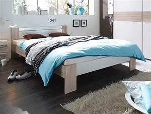 Sonoma Eiche Bett 140x200 : vegas futonbett 140x200 cm eiche sonoma wei ~ Bigdaddyawards.com Haus und Dekorationen
