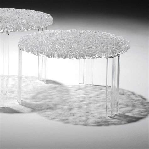casper clear acrylic side table  small tables