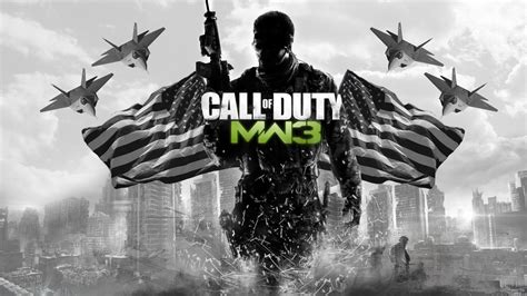 Cod Mw3 Desktop Wallpapers Free On Latoro.com