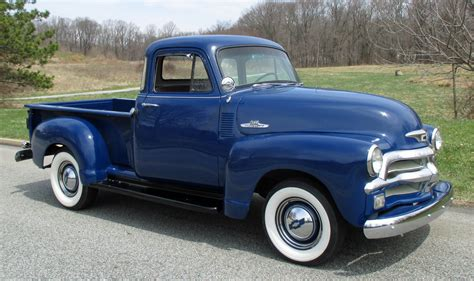 1955 Chevrolet 12ton Pickup  Connors Motorcar Company