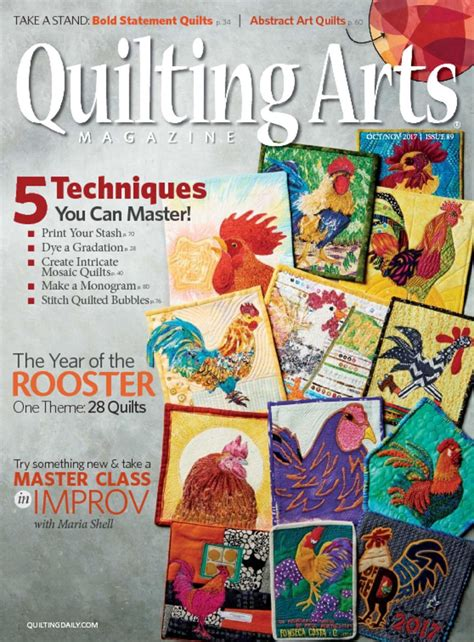 quilting arts magazine quilting arts magazine digital discountmags