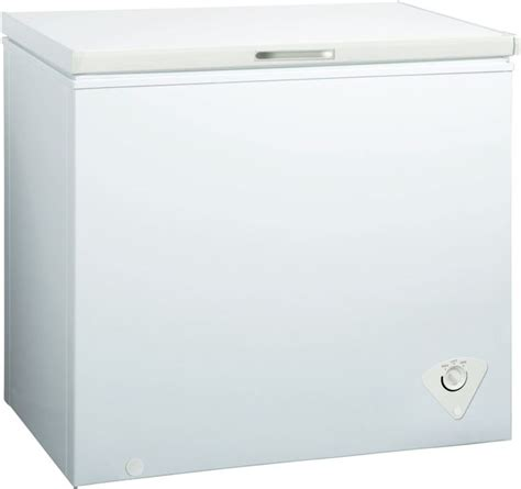 foto de Midea 10 2 Cu Ft White Chest Freezer WHS 384C1 Budget