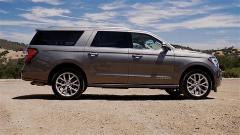 ford expedition max platinum large  luxurious