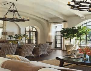California Style Home Living Room Ideas