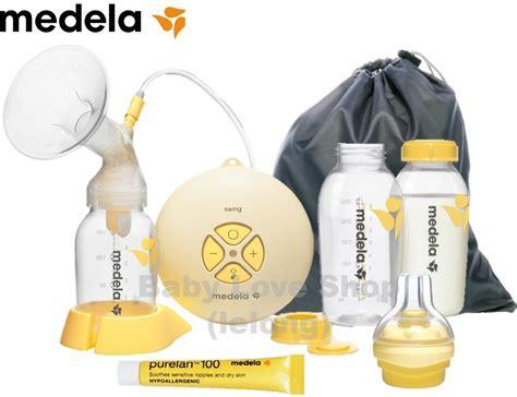 Medela Swing Single Electric Breast End 812019 1145 Pm