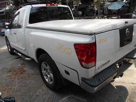 04 05 06 07 Nissan Titan R. Front Door Electric W/body