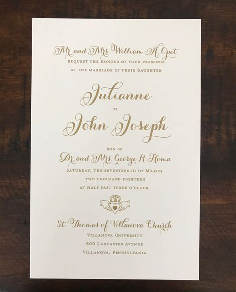 wedding invitation etiquette   include parents
