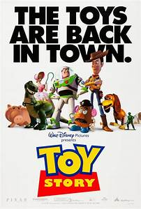 Toy Story Movie Poster (#3 of 5) - IMP Awards