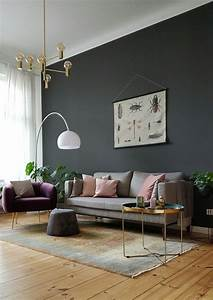 Welche Wandfarbe Passt Zu Grauen Möbeln : teppichwechsel skandinavisch wohnen in 2019 wohnzimmer wandfarbe wohnzimmer und wohnzimmer ~ Frokenaadalensverden.com Haus und Dekorationen