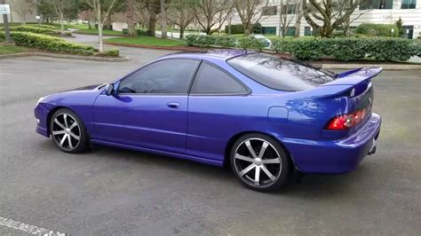 Toyota Acura by 2000 Acura Integra With Toyota Gt86 Headlight Conversion