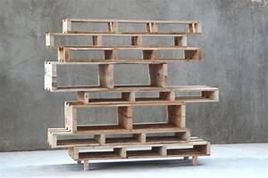 Regal Selber Bauen : regal aus paletten 51 budget freundliche diy ideen diy ~ Lizthompson.info Haus und Dekorationen
