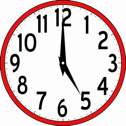 Clipart Clock Simple Clip Cliparts Library