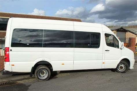 Used Volkswagen Crafter Cr50 Tdi 136ps Automatic
