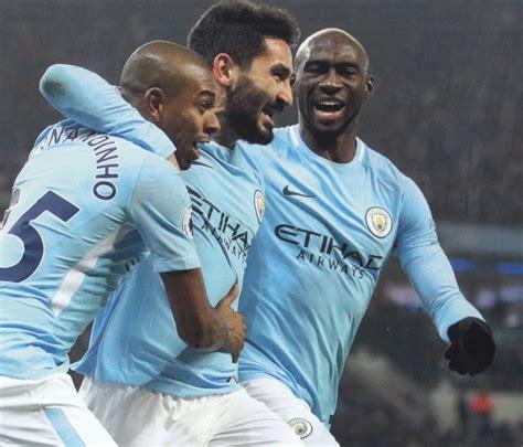 Manchester City v Tottenham Hotspur 2017/18 – City Til I Die