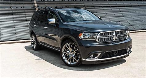 2015 Durango Review by 2015 Dodge Durango Review Redwater Dodge Official