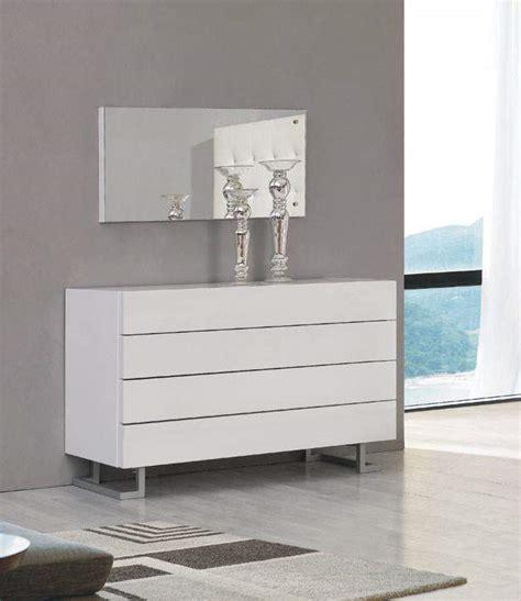 white modern dresser elise dresser in white or black luxury lacquer on stylish