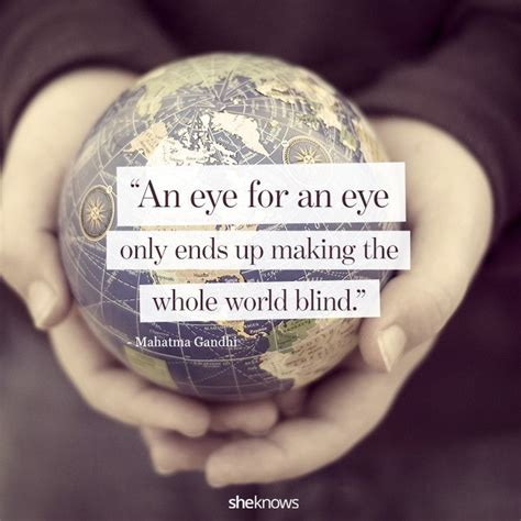 powerful quotes  peace  world desperately