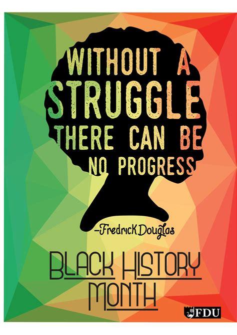 black history month poster  behance
