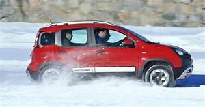 Atout Fiat : essai fiat panda cross le 4x4 en toute modestie ~ Gottalentnigeria.com Avis de Voitures