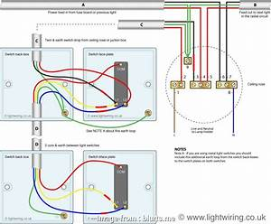 2  Light Switch Wiring Youtube Simple Two  Switching