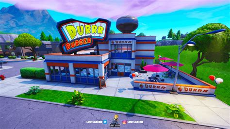 fortnite  map  durrr burger  sweat