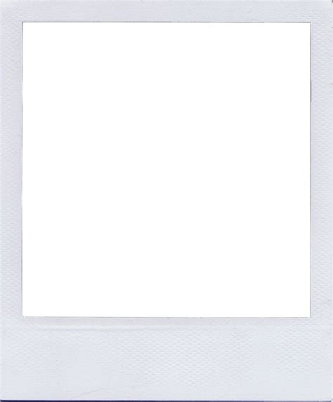 Polaroid Template Polaroid Png Template Search Edit Needs