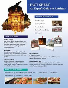 Fact Sheet An Expat U2019s Guide To Amritsar
