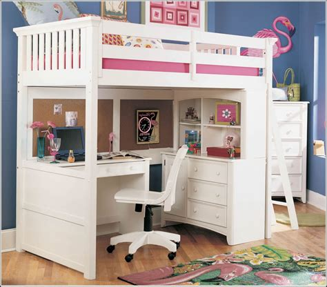 childrens bunk beds with desk furniture bunk bed with table underneath beds desk trends