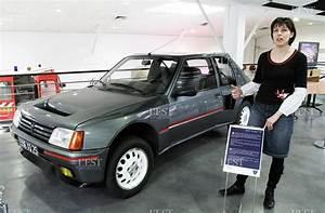205 Turbo 16 Série 200 A Vendre : faits divers peugeot 205 les trente ans du sacr num ro ~ Medecine-chirurgie-esthetiques.com Avis de Voitures