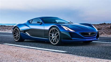 Rimac Will Show Tesla Roadster-Rivaling Electric Supercar ...