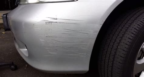 7 Innovative Ways Of Fixing Scratches On A Car's Plastic