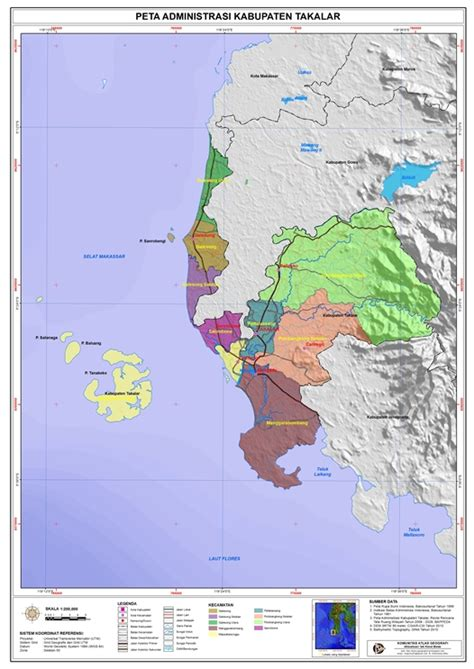 komunitas atlas kabupaten takalar
