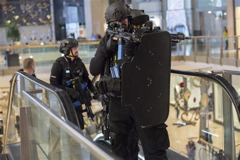 Armed police storm Birmingham's Bullring in pre-Christmas ...